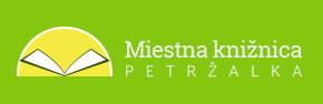 logo Miestna knižnica Petržalka, Pobočka Rovniankova