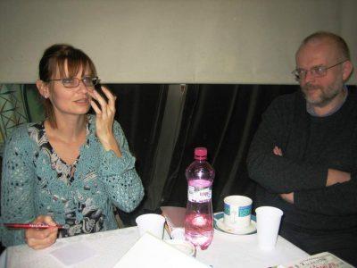 november 2007 Gabriela Futová – spisovateľka