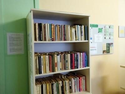 "Projekt ""Susedské miniknižnice 2014"" v Petržalke"