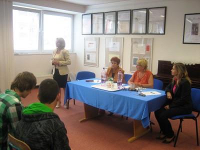 Miestna knižnica Petržalka a materské škôlky v Petržalke…