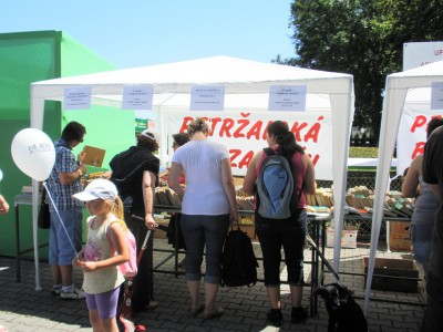 Petržalská burza kníh 2012