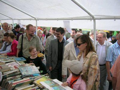 Petržalská burza kníh II