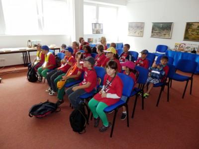 spolupráca s denným táborom CEVARM
