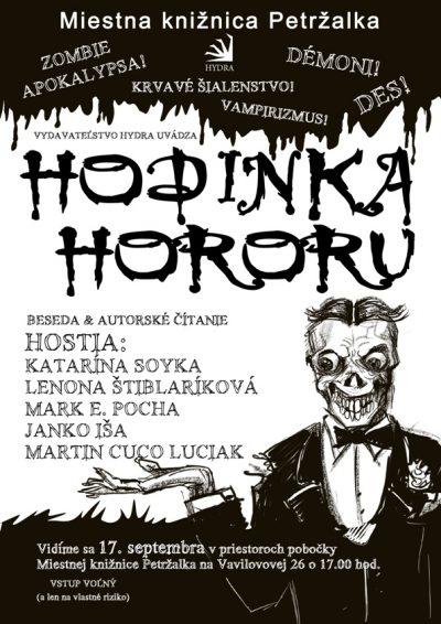 Hodinka hororu