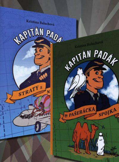 Kapitán Padák víta na palube