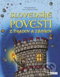 Slovenské povesti z hradov a zámkov