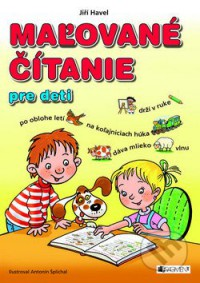 Maľované čítanie pre deti