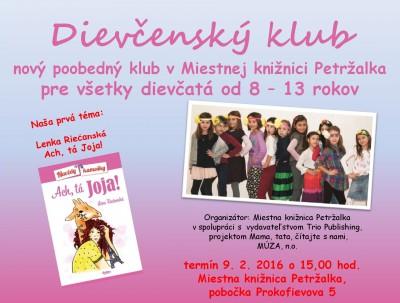 Dievčenský klub