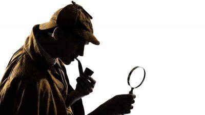 Dobrodružtvo a detektívka v literatúre alebo nájde Sherlock Holmes Robinsona ?