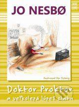 Doktor Proktor a veľká lúpež zlata