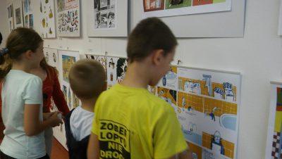 Výstava Zlatá stuha 2015