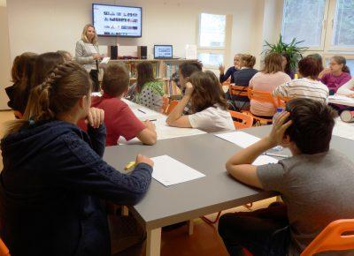 Písanie nás baví – literárny workshop
