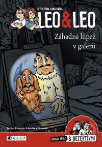 Detektívna kancelária Leo & Leo: Záhadná lúpež v galérii