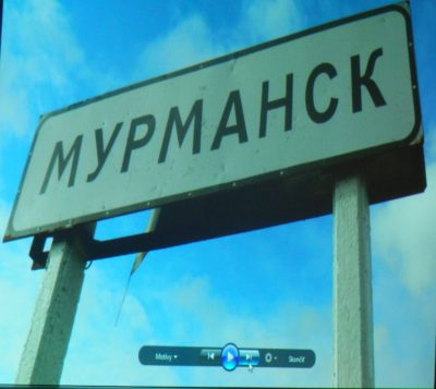 Do Murmanska na bicykli