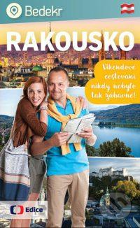 Pipková, L.: Rakousko. Víkendové cestování nikdy nebylo tak zábavné!