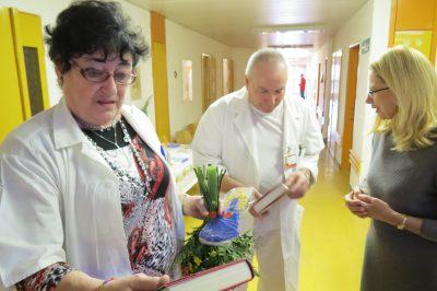 Miniknižnica sa teší obľube malých pacientov
