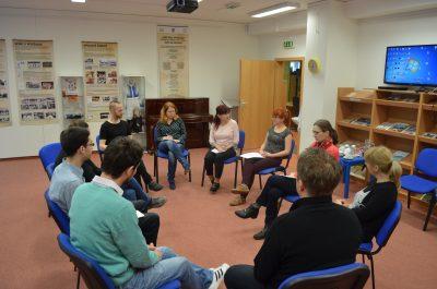 """Workshop """" Zážitkové čítanie"""""""
