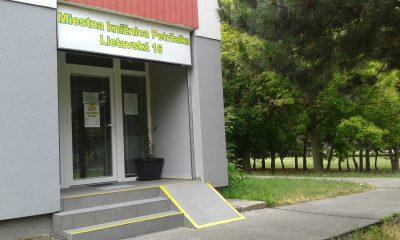 Otvorenie zrekonštruovanej pobočky Lietavská 16