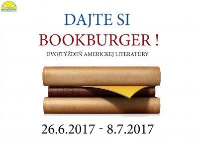 Tématický dvojtýždeň- Dajte si bookburger