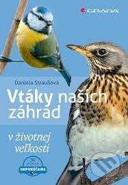 Strauß, D.: Vtáky našich záhrad