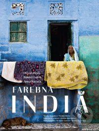 Deák, D.: Farebná India