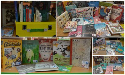 Sledujte piktogramy na obaloch detských kníh