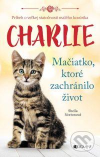 Norton, S.: Charlie : mačiatko, ktoré zachránilo život