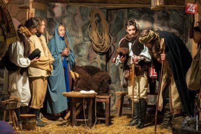 """História betlehemov-"""" jasličiek"""" v pastoračnom centre Kostola Sv. Rodiny"""