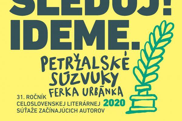 Plagát PSFU 2020