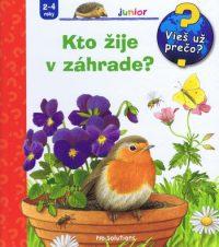 Mennen, P.: Kto žije v záhrade?