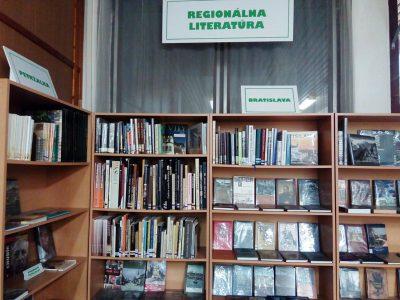 """Regionálna knižnica """"Bratislavenzia"""""""