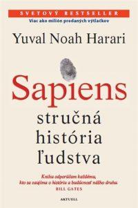 Harari, Y. N.: Sapiens : stručná história ľudstva