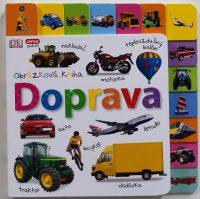 Doprava : obrázková kniha