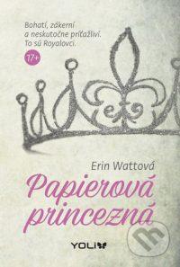 Watt, E.: Papierová princezná