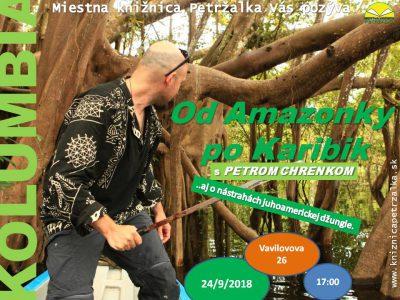 Cestovateľský denník- Kolumbia- od Amazonky po Karibik