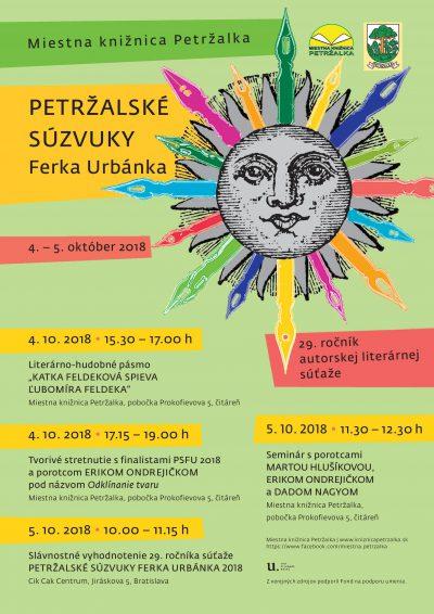 Petržalské súzvuky Ferka Urbánka