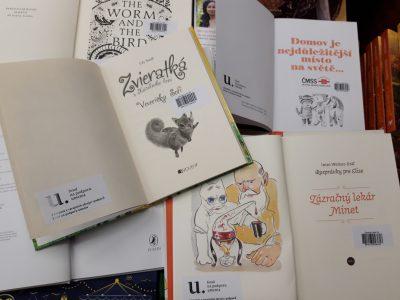 Detský čitateľ – najlepší čitateľ