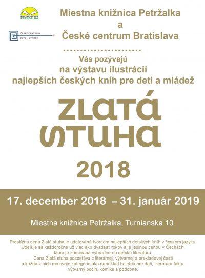 Výstava Zlatá stuha 2018
