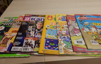 Časopisy pre každého