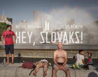 Novota, Michal: Hey, Slovaks!