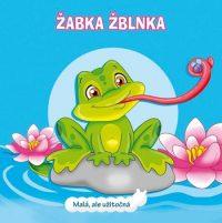 Podesta, Veronica: Žabka Žblnka : malá, ale užitočná