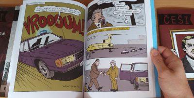 100 rokov česko(slovenského) komiksu