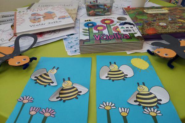 5. týždeň - O včelách/chrobákoch