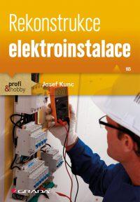 Kunc, Josef: Rekonstrukce elektroinstalace
