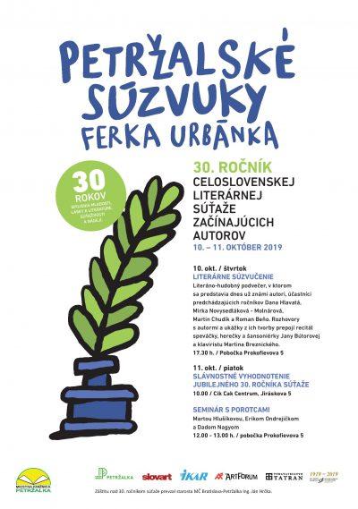 Petržalské súzvuky Ferka Urbánka 2019- vyhlásenie víťazov