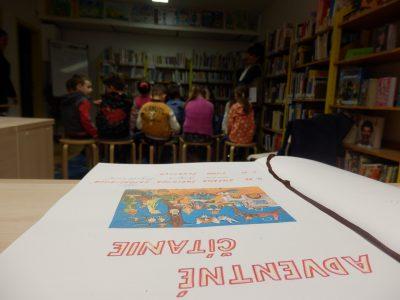 Adventné čítanie deťom