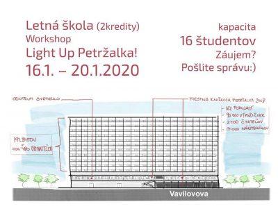 Light up Petržalka