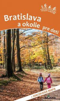 Daniel Kollár: Bratislava a okolie pre deti