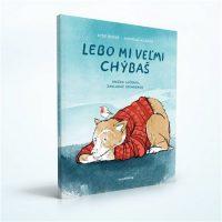 Ayse Bosse: Lebo mi veľmi chýbaš : knižka lúčenia zakladač spomienok