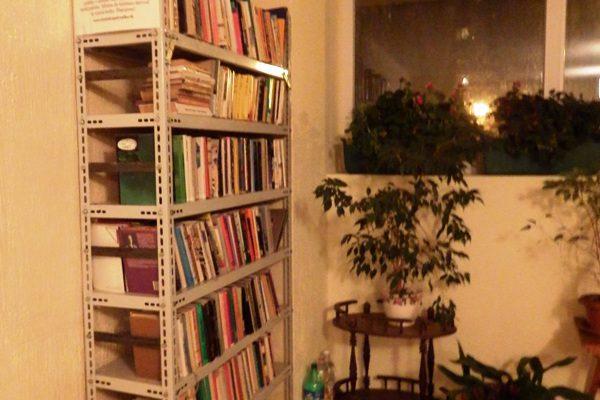 Susedská knižnica Wolkrova 11